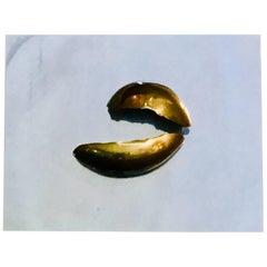 "Alicia Penalba 1970s Bronze Sculpture ""Dedans"""