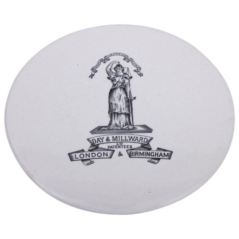 English Scale Plate