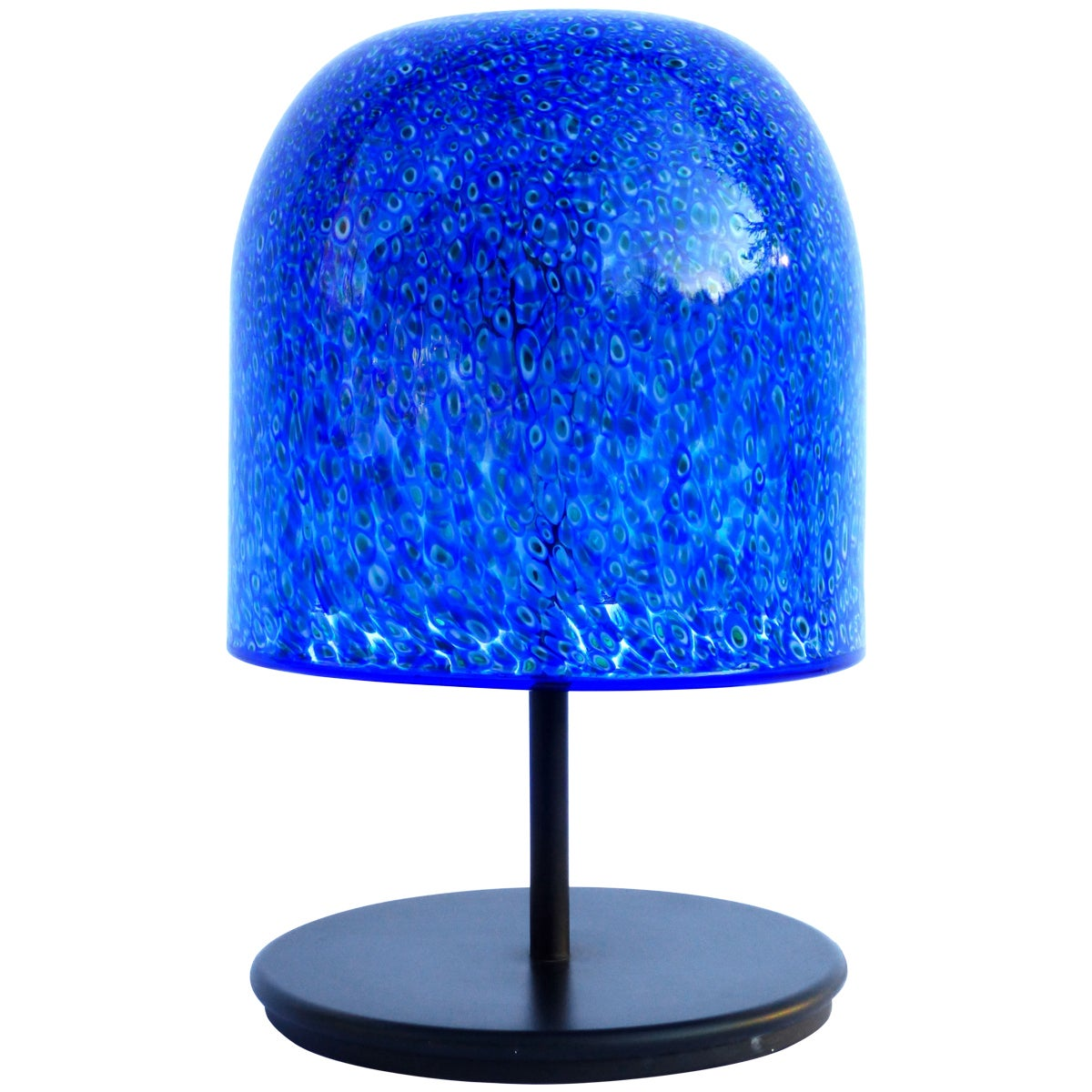 "Gae Aulenti, ""Glicine"" Table Lamp by Vistosi, Murano, Italy"