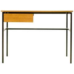 Delicate Minimalist Desk by Pierre Guariche for Meurop