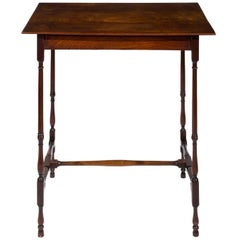 18th Century English Georgian Chippendale Table