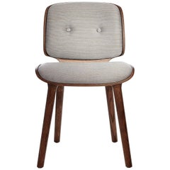 Moooi Nut Dining Chair by Marcel Wanders in Fabric or Leather