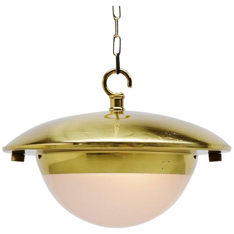 Luigi Caccia Dominioni LSP6 Pendant Lamp Azucena, 1965