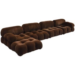 Mario Bellini Original Fabric 'Camaleonda' Modular Sofa