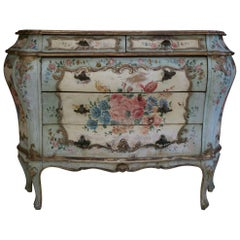 19th Century Venetian Chest of Drawers
