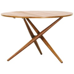 Beautiful Ess Tee Table Dining Coffee Table by Jürg Bally for Wohnbedarf