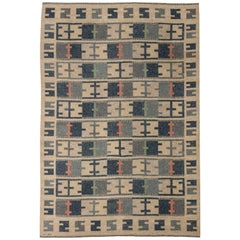Flat-Weave Rug by Carl Dangel