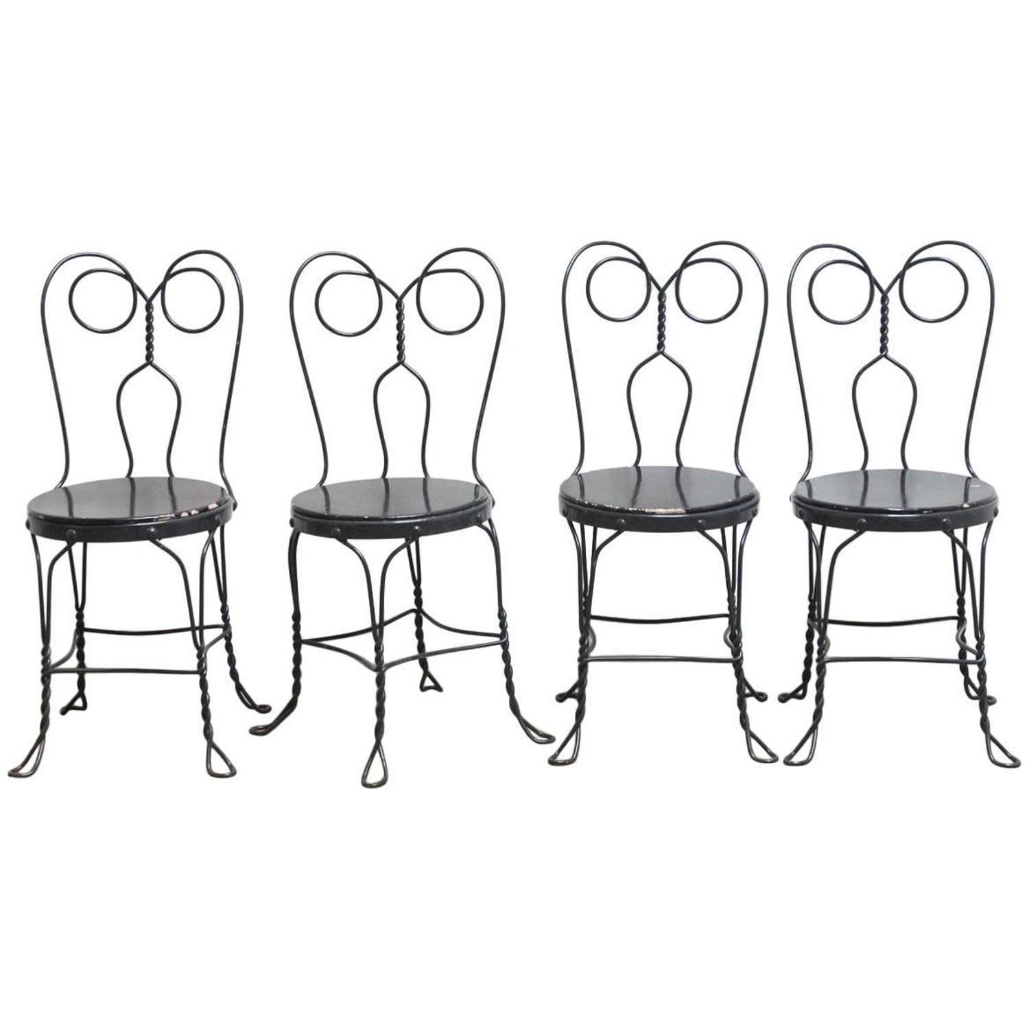 bistro chairs 53 for sale on 1stdibs