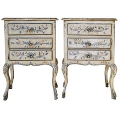Venetian Bedside Tables