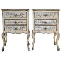 Venetian Bedside Tables