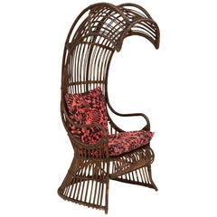 Cobra Chair in the Style of Franco Albini