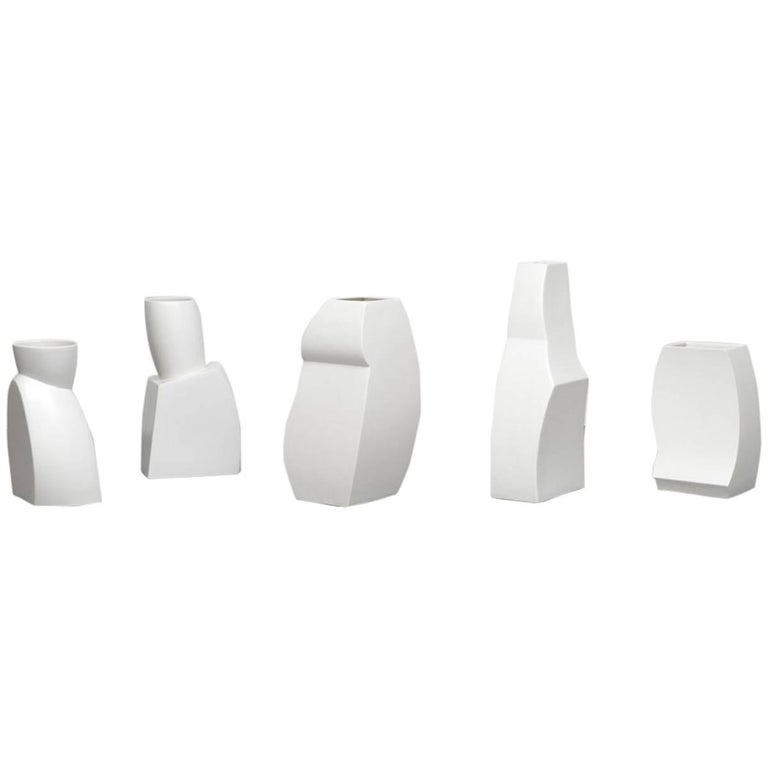 George J. Sowden, Rockley Vases, Driade Editions 1