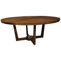 Cerused Oak Dining Table