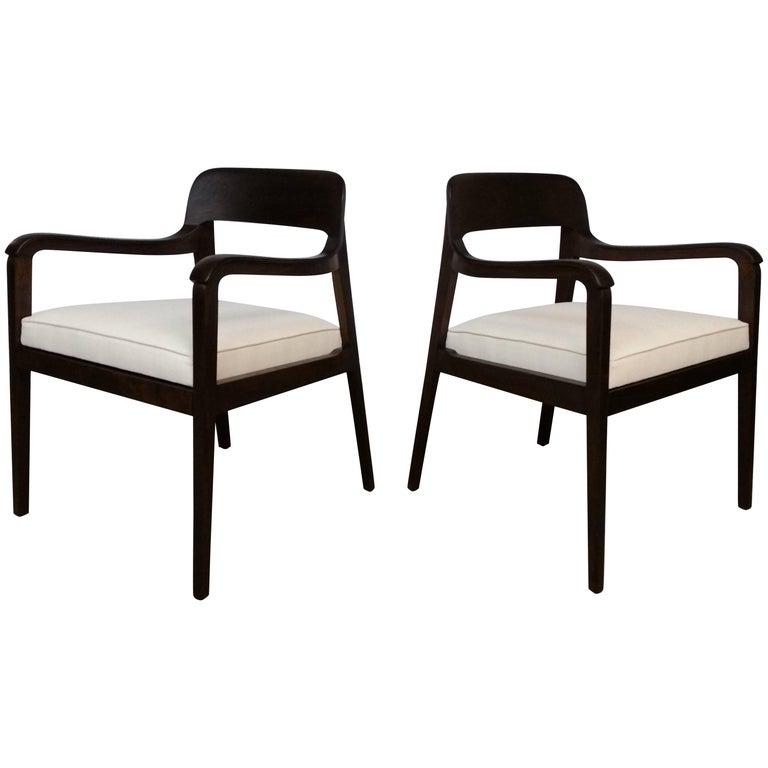 Pair of Dunbar Riemerschmid Chairs