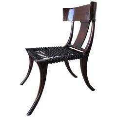 T.H. Robsjohn-Gibbings Klismos Chair for Saridis