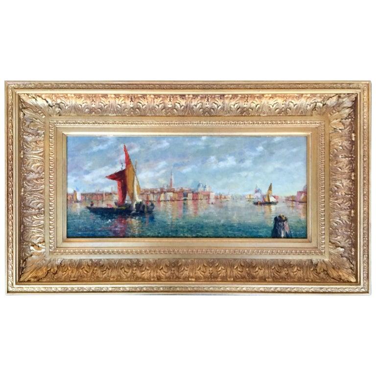"""Venice"" by William Birdsall Gifford"