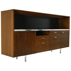 Large Credenza Cabinet by George Nelson for Herman Miller