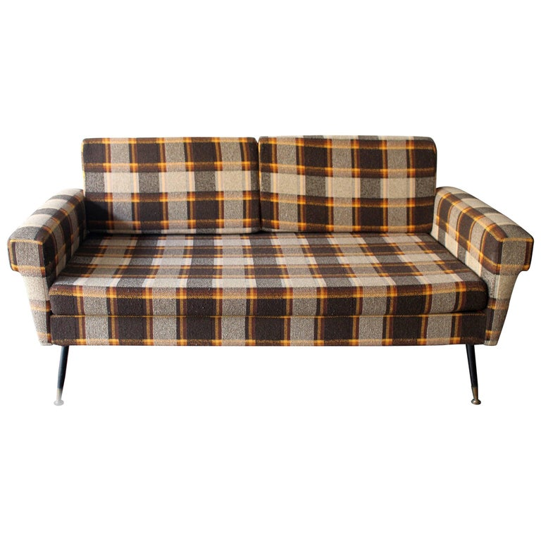Italian 1950s Sofa Bed For