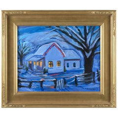 """""""Late Christmas Eve"""" by Dennis Smith"""
