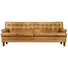 Arne Norell Sofa Model Merkur and Produced by Arne Norell AB in Sweden