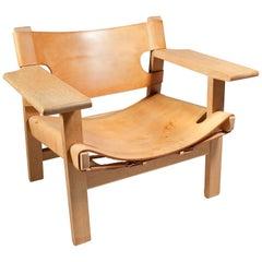 Børge Mogensen, Spanish Chair, Design 1958, Executed 1970 Fredericia Stolefabrik