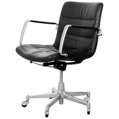Vintage Series 8000 Office Chair by Jørgen Kastholm for Kusch & Co