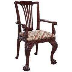 Irish George II Child's Armchair
