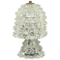 Vintage Barovier Petite Table Lamp