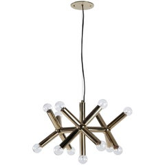"Mid-Century Modern ""Pendant"" by Robert Haussmann for Remains Lighting"