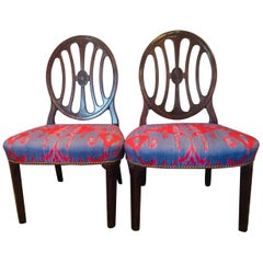 Hepplewhite Antique Side Chairs