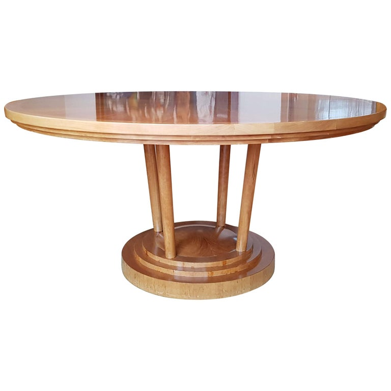 Art Deco Dining Table