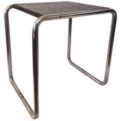 Very Early Marcel Breuer B9 Table, Standardmöbel GmbH Berlin, 1927, Bauhaus