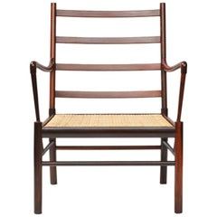 Ole Wanscher PJ-149 Rosewood Colonial Chair, 1949