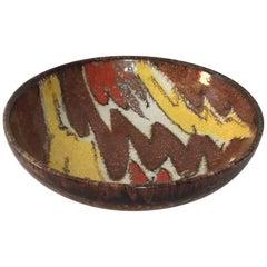 Aldo Londi Bitossi Zitaly Pottery Bowl