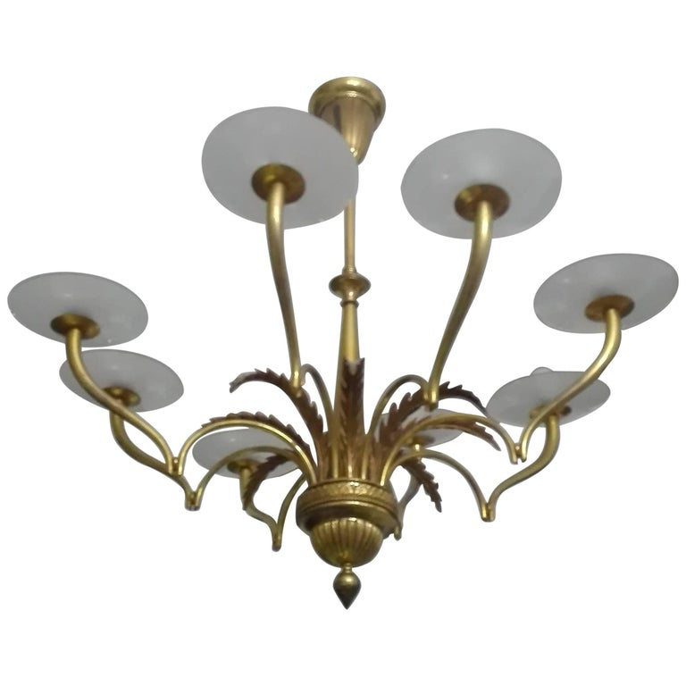 Chandelier Empire Style