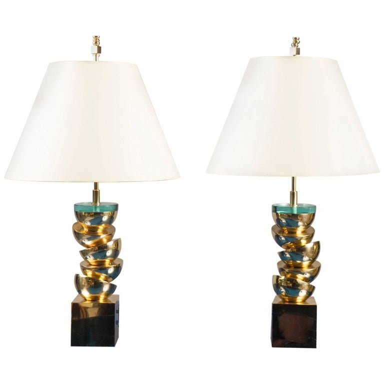 Pair of Lamps, Italy, 2017
