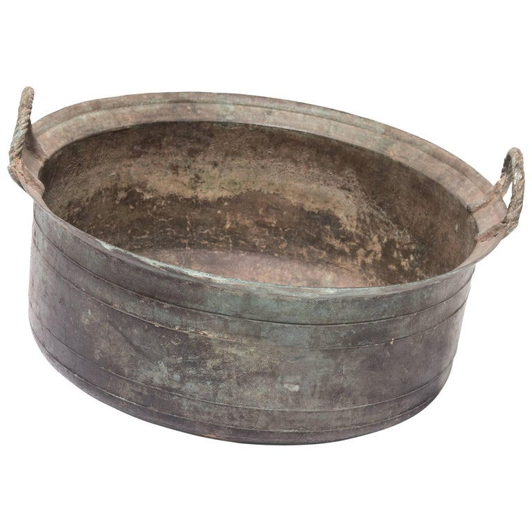 Thai Ban Chiang Bronze Kettle For Sale