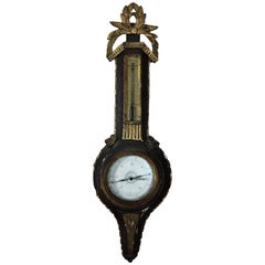 Louis XVI Period 18th Century Barometer