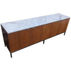 Florence Knoll Credenza Made by Knoll International in the 1970s