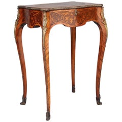 19th Century, French Occasional Table