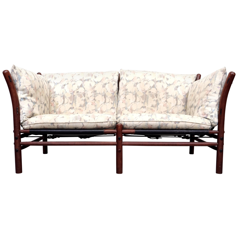 Arne Norell Two-Seat Sofa Model Ilona, 1960s
