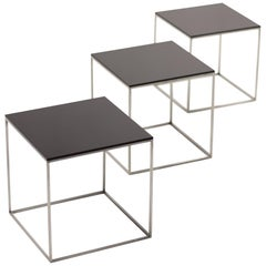 PK 71 Nesting Tables by Poul Kjaerholm