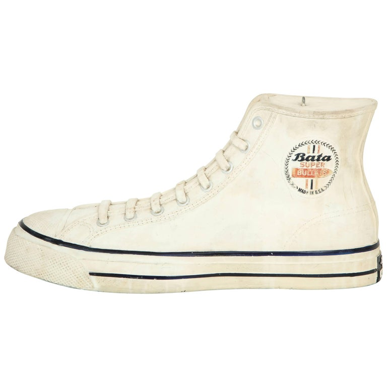 Large Plaster Promotional Bata Sneaker For Sale