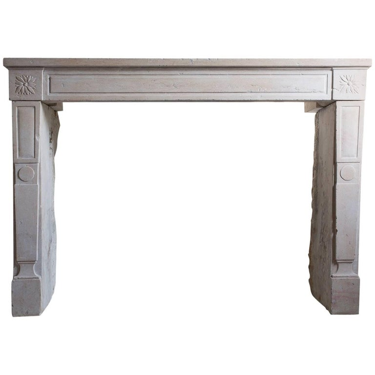 Antique French Fireplace For Sale