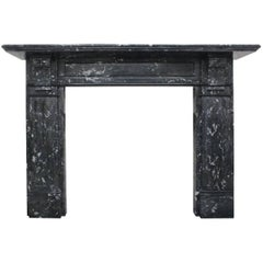 Late Victorian Fire Surround in St Anne Marble