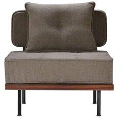 Bespoke Lounge Chair Reclaimed Hardwood by P. Tendercool