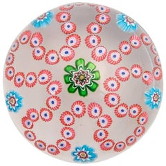Clichy Five Loop Garland Paperweight