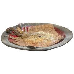 Stingray Ceramic Platter