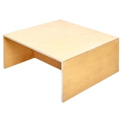 Table in the Style of Donald Judd