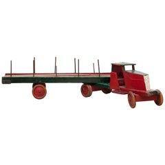 Ko Verzuu ADO Toys Houthandel Truck